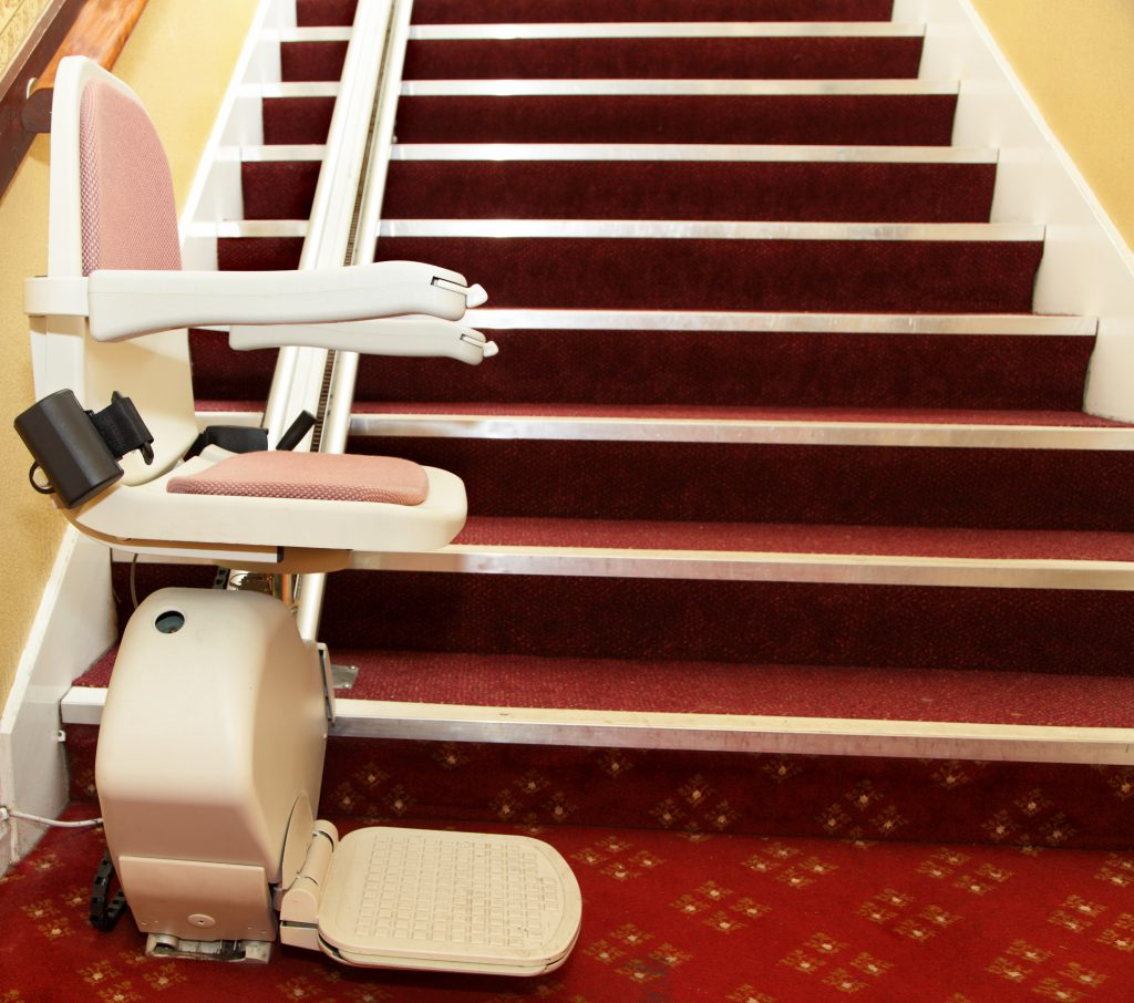 Curved Stairlifts Eastbourne, Reconditioned Stairlifts Eastbourne